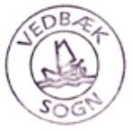 Vedbæk Kirke - Logo