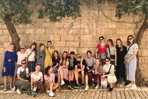 Koncertrejse i Israel 2019